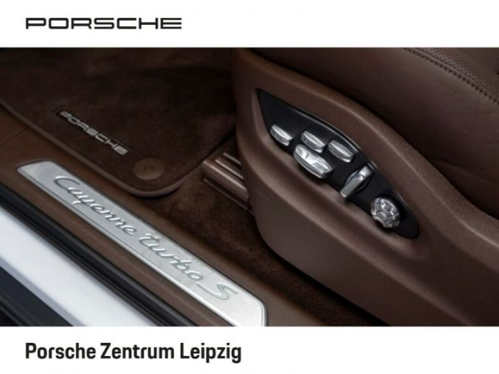 Porsche Cayenne Turbo S Coupé E-Hybrid 680ch * 22 * Matrix * 360° * PDLS Plus * PVTS Plus * GARANTIE BLANC - 20