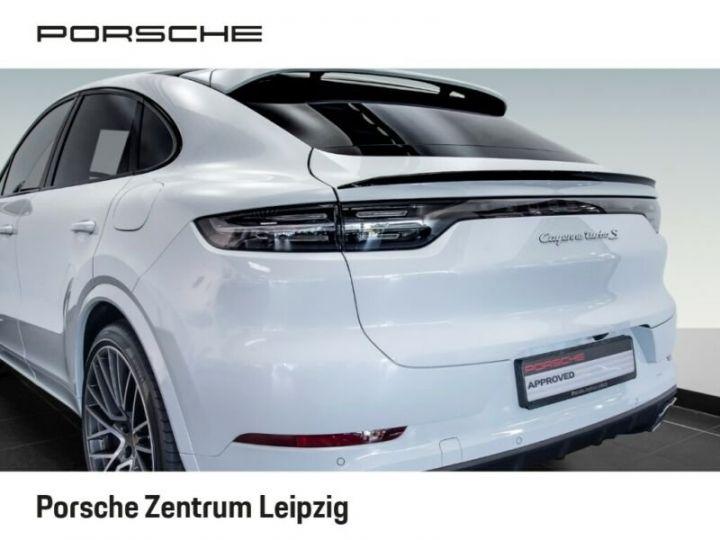 Porsche Cayenne Turbo S Coupé E-Hybrid 680ch * 22 * Matrix * 360° * PDLS Plus * PVTS Plus * GARANTIE BLANC - 21