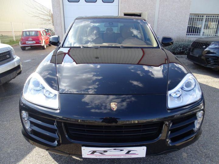 Porsche Cayenne V6 3.6L 290ps Tipt MK2 /Jtes 19 Bixenon PASM PDC noir metallisé - 3