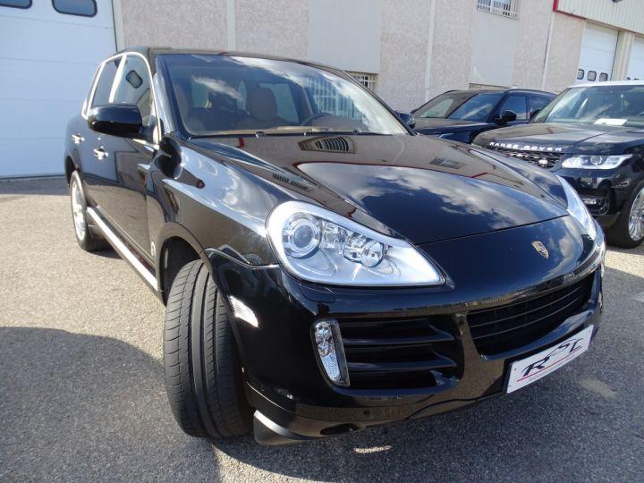 Porsche Cayenne V6 3.6L 290ps Tipt MK2 /Jtes 19 Bixenon PASM PDC noir metallisé - 4