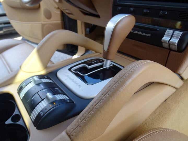 Porsche Cayenne V6 3.6L 290ps Tipt MK2 /Jtes 19 Bixenon PASM PDC noir metallisé - 10
