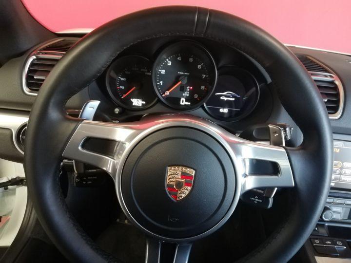 Porsche Cayman Blanc - 5