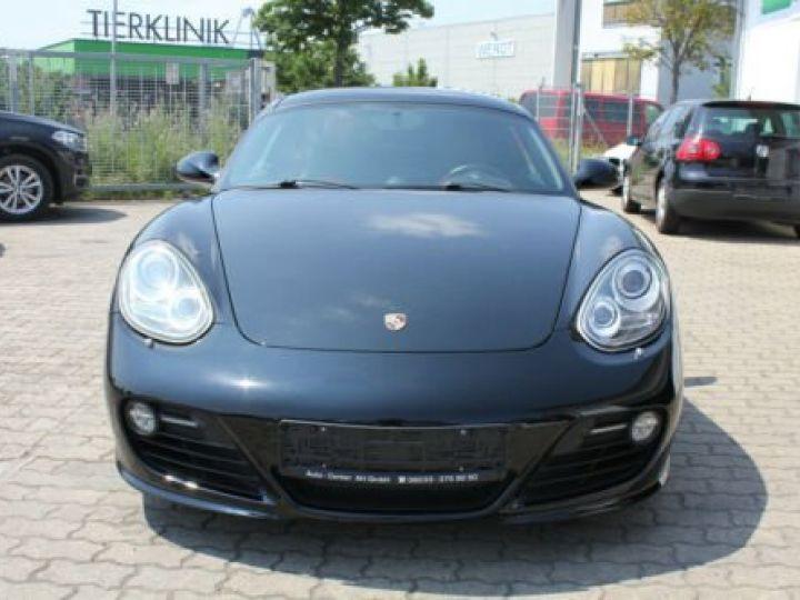Porsche Cayman Noir métallisée  - 3