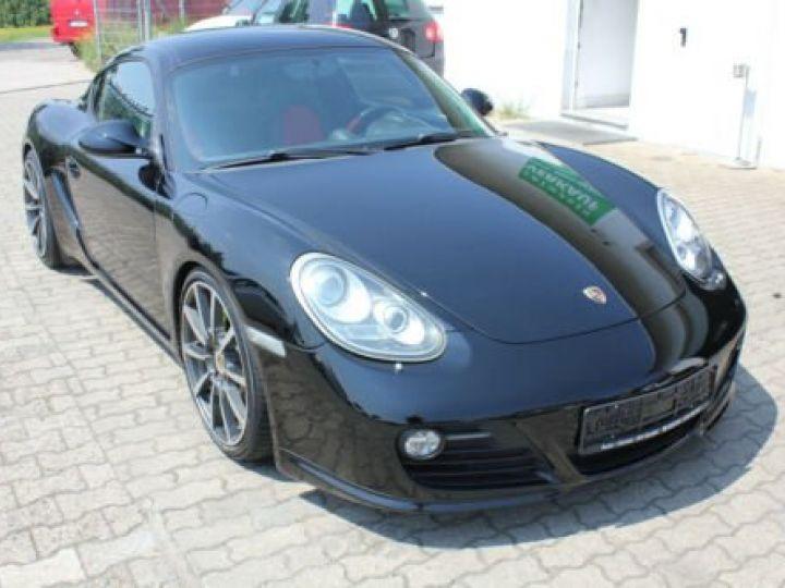 Porsche Cayman Noir métallisée  - 4