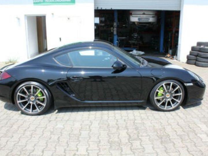 Porsche Cayman Noir métallisée  - 5