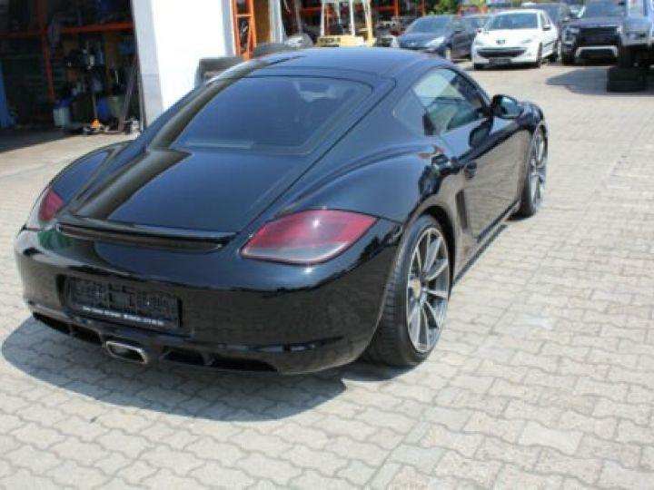 Porsche Cayman Noir métallisée  - 6