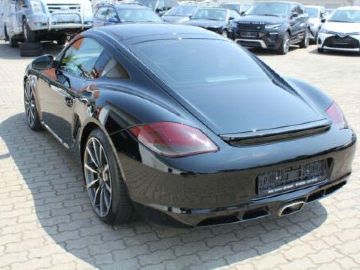 Porsche Cayman Noir métallisée  - 8