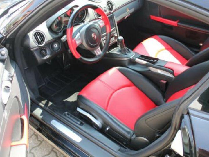 Porsche Cayman Noir métallisée  - 9