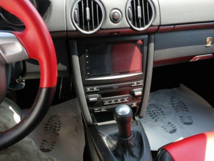 Porsche Cayman Noir métallisée  - 14