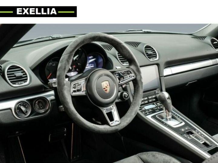 Porsche Cayman 718 GTS  NOIR PEINTURE METALISE  Occasion - 10