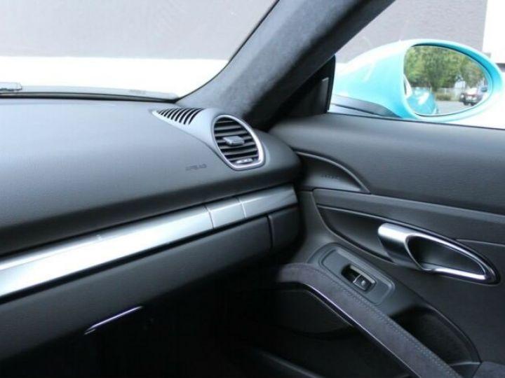 Porsche Cayman 718 GTS Bleu Peinture Metalise Occasion - 10