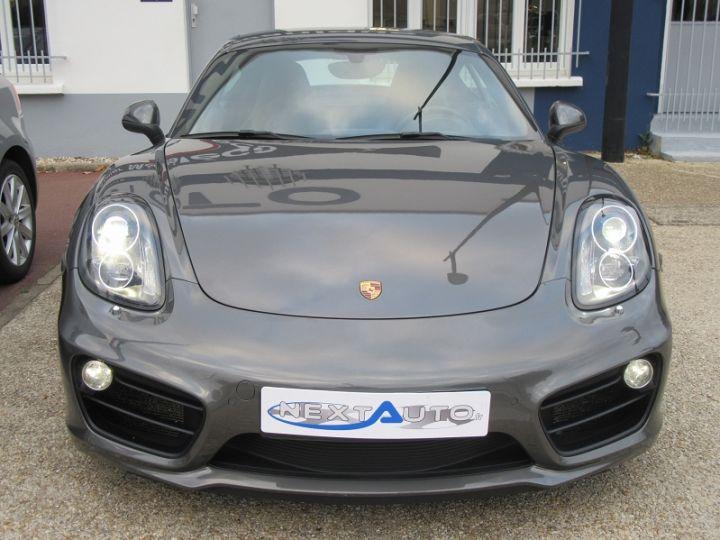 Porsche Cayman (981) 3.4 325CH S PDK Gris Fonce Occasion - 6