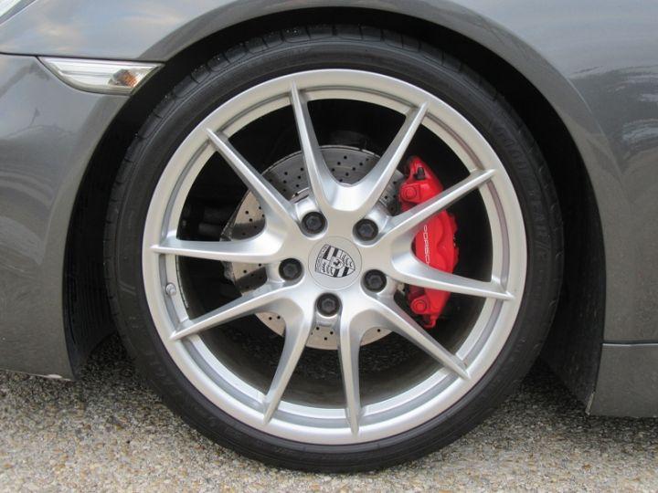 Porsche Cayman (981) 3.4 325CH S PDK Gris Fonce Occasion - 12