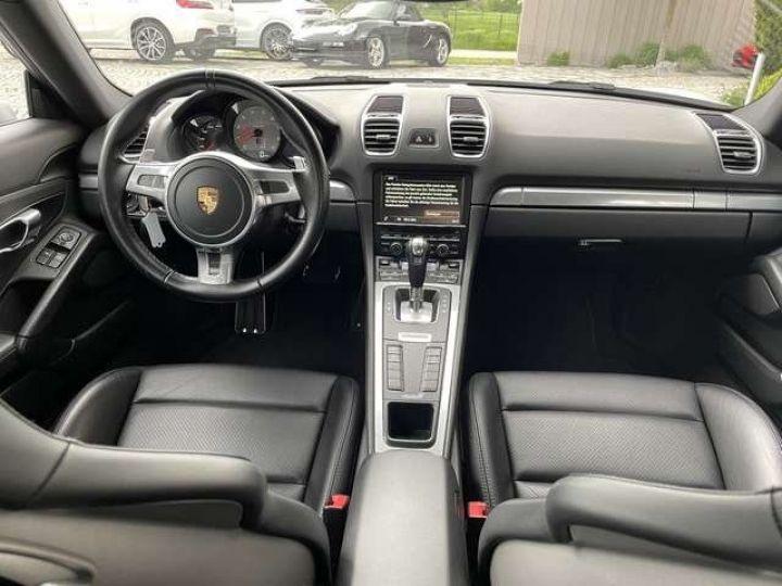 Porsche Cayman (981) 3.4 S PDK 325cv  *Pack sport - cuir - Xénon* Livraison + Garantie 12 mois + Carte Grise Blanc - 4