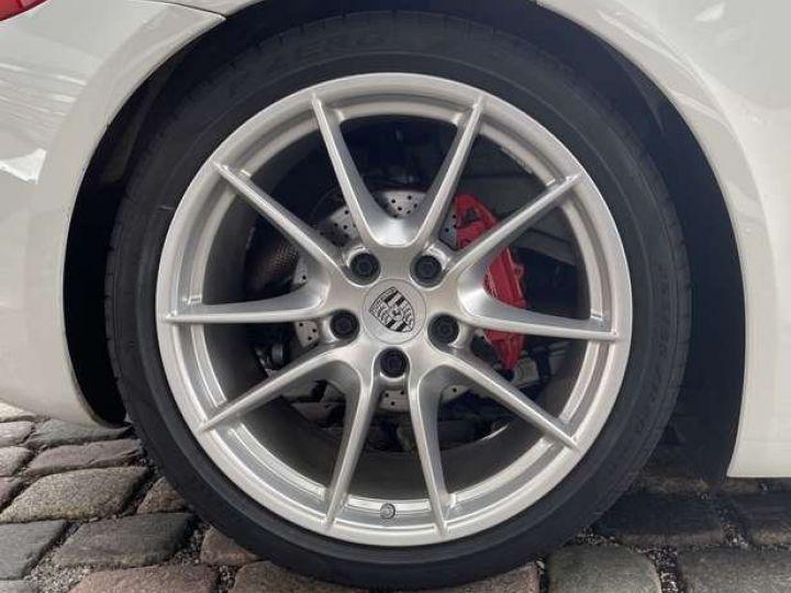 Porsche Cayman (981) 3.4 S PDK 325cv  *Pack sport - cuir - Xénon* Livraison + Garantie 12 mois + Carte Grise Blanc - 9