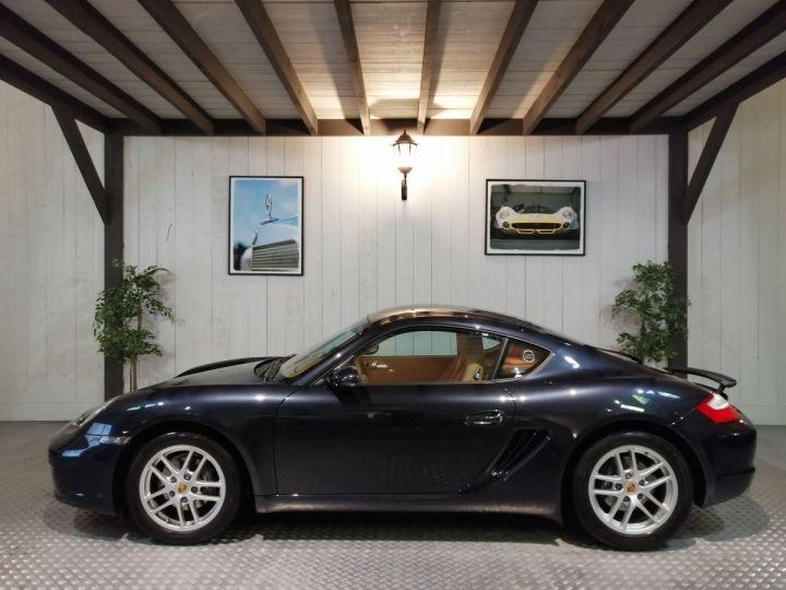 Porsche Cayman (987) 2.7 245 CV Gris - 1