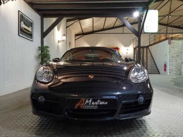 Porsche Cayman (987) 2.7 245 CV Gris - 3