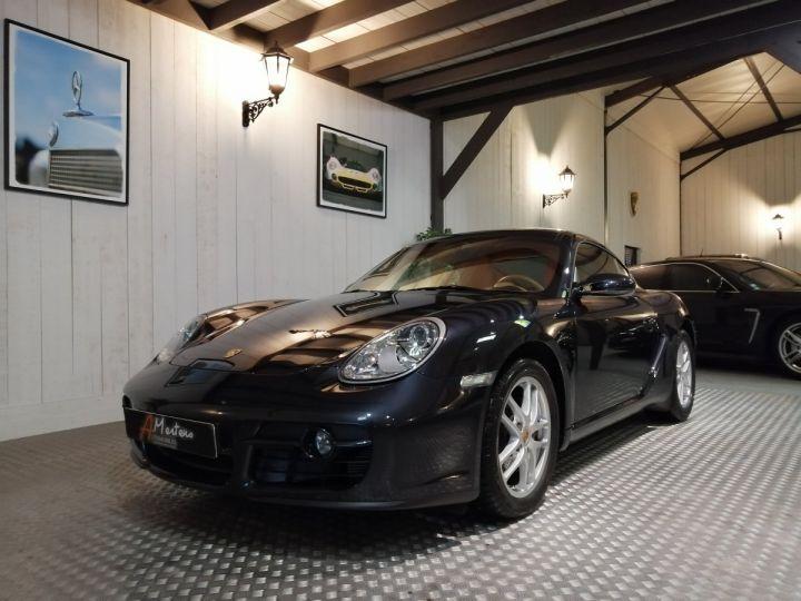 Porsche Cayman (987) 2.7 245 CV Gris - 2