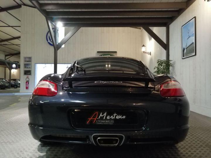 Porsche Cayman (987) 2.7 245 CV Gris - 4