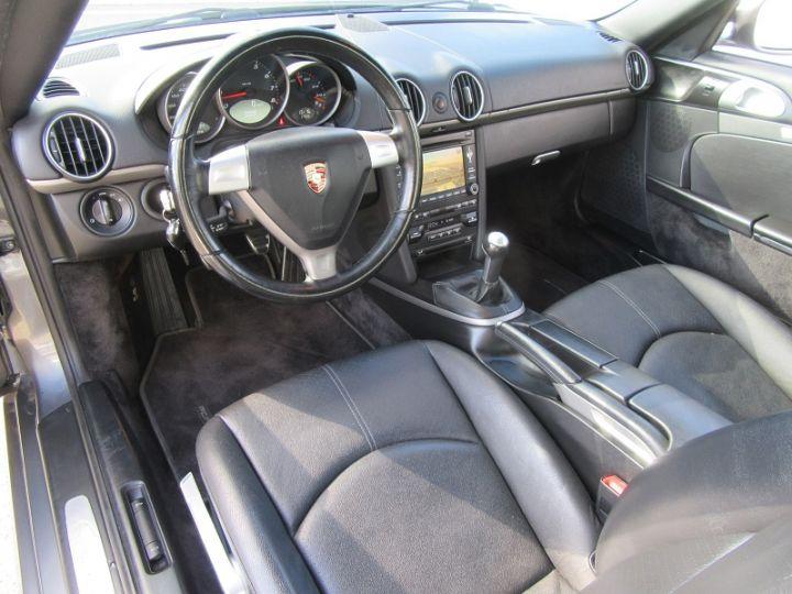 Porsche Cayman (987) 2.9L 265CH Gris Fonce Occasion - 2