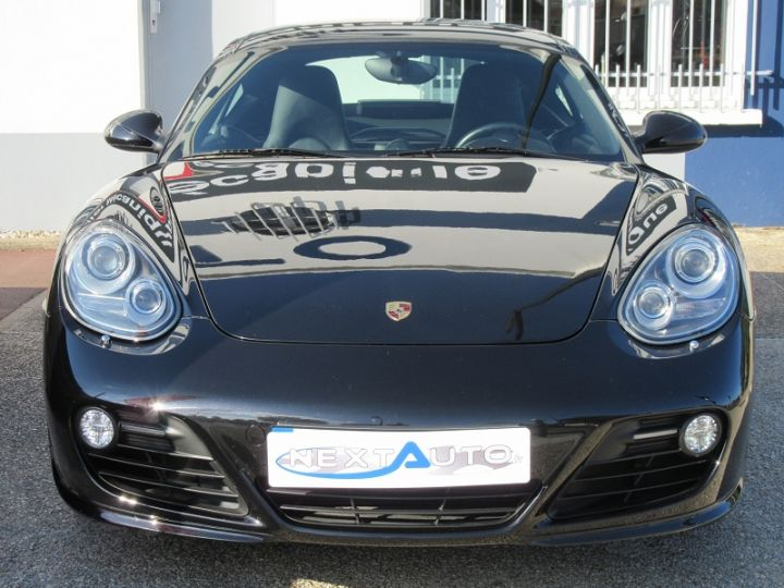 Porsche Cayman (987) 3.4L 320CH PDK Noir Occasion - 6