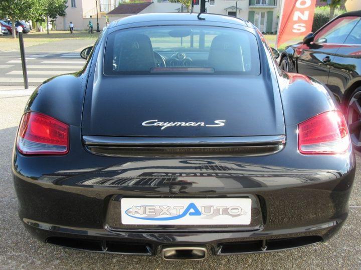 Porsche Cayman (987) 3.4L 320CH PDK Noir Occasion - 7