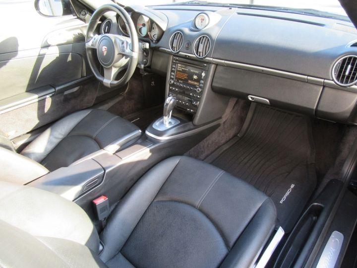Porsche Cayman (987) 3.4L 320CH PDK Noir Occasion - 8
