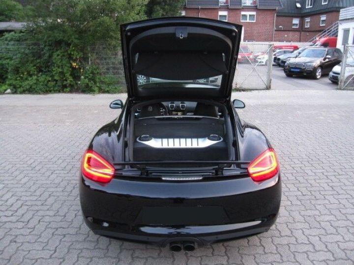 Porsche Cayman CAYMAN 2.7 275 CH PDK Noir - 7