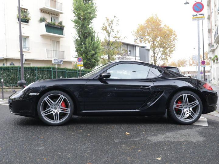 Porsche Cayman Design Edition 1 No 698/777 Noir - 5