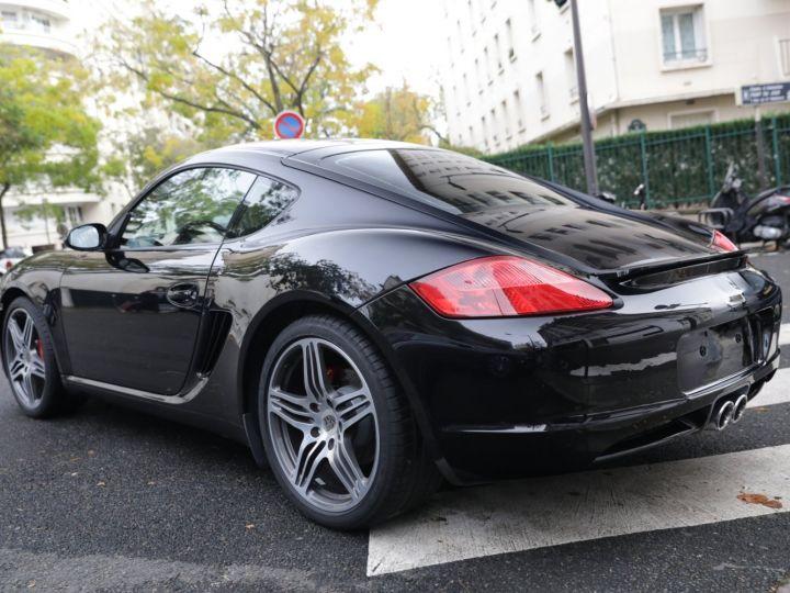 Porsche Cayman Design Edition 1 No 698/777 Noir - 6
