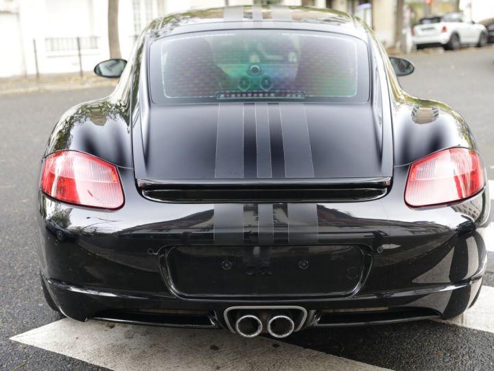 Porsche Cayman Design Edition 1 No 698/777 Noir - 7
