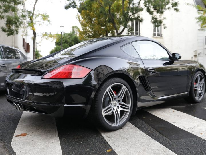 Porsche Cayman Design Edition 1 No 698/777 Noir - 8