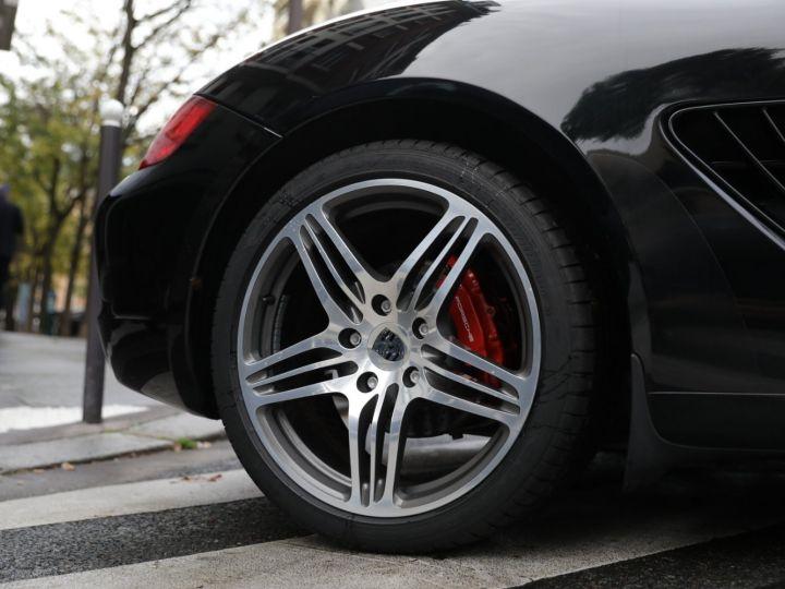 Porsche Cayman Design Edition 1 No 698/777 Noir - 11