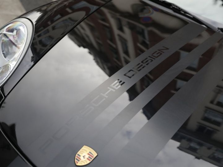 Porsche Cayman Design Edition 1 No 698/777 Noir - 12