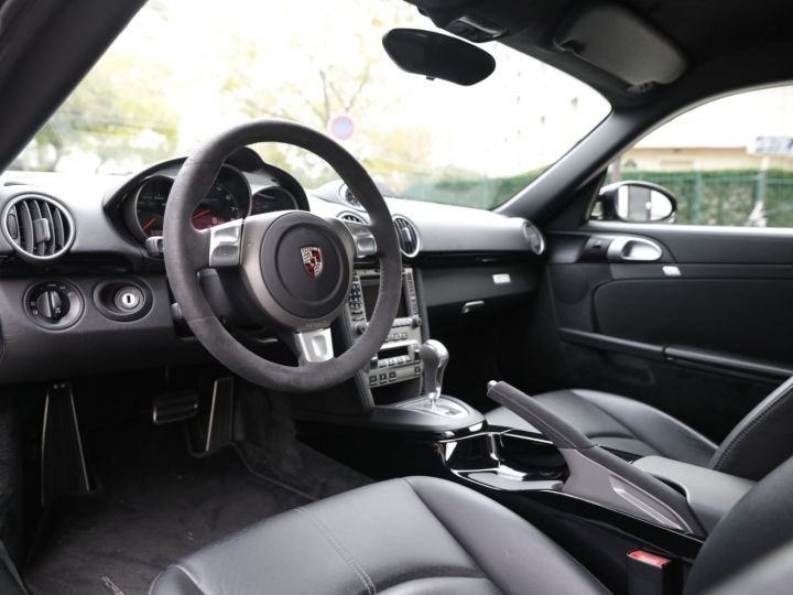 Porsche Cayman Design Edition 1 No 698/777 Noir - 19