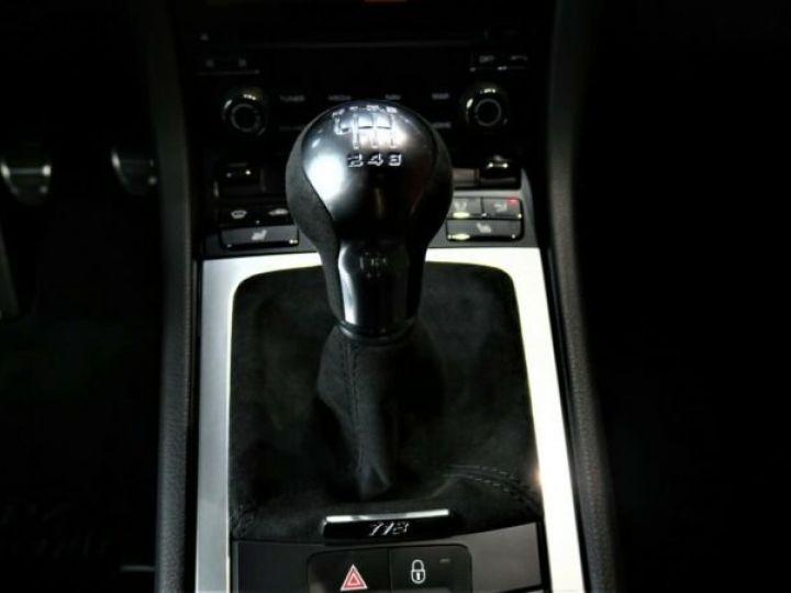 Porsche Cayman # GTS*SPORT-DESIGN-PAKET*SPORTABGAS**20LM* 1ere Main Noir Peinture métallisée - 11