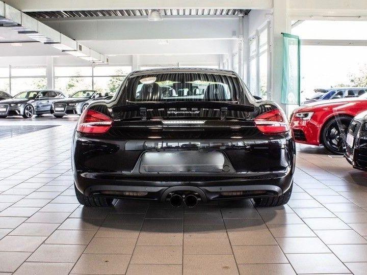 Porsche Cayman II TYPE 981 Noir métallisé - 4