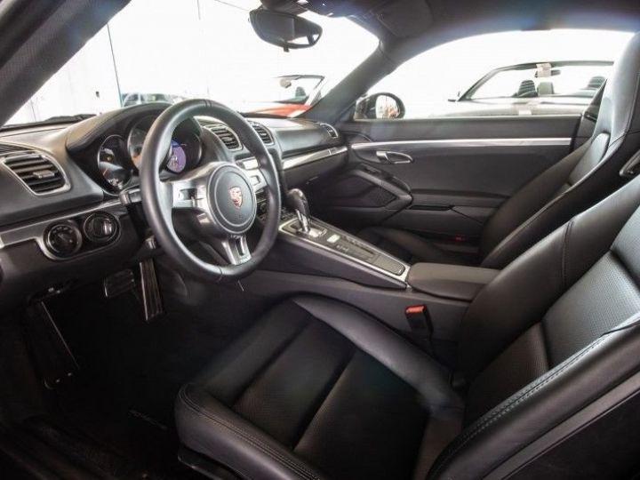 Porsche Cayman II TYPE 981 Noir métallisé - 8