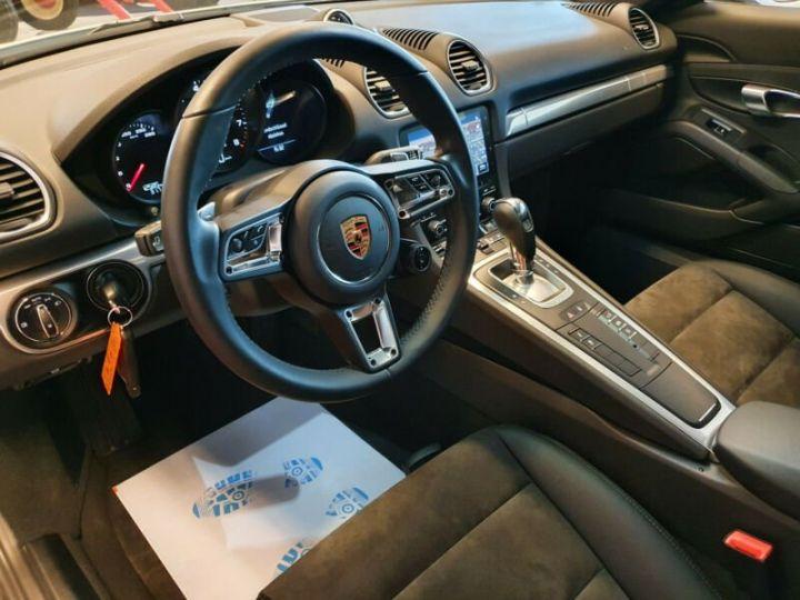 Porsche Cayman PDK/SPORTABGS./SP.CHRONO/PDLS/NAVI/20LM * Carte grise et malus éco INCLUS * Blanc métal - 2