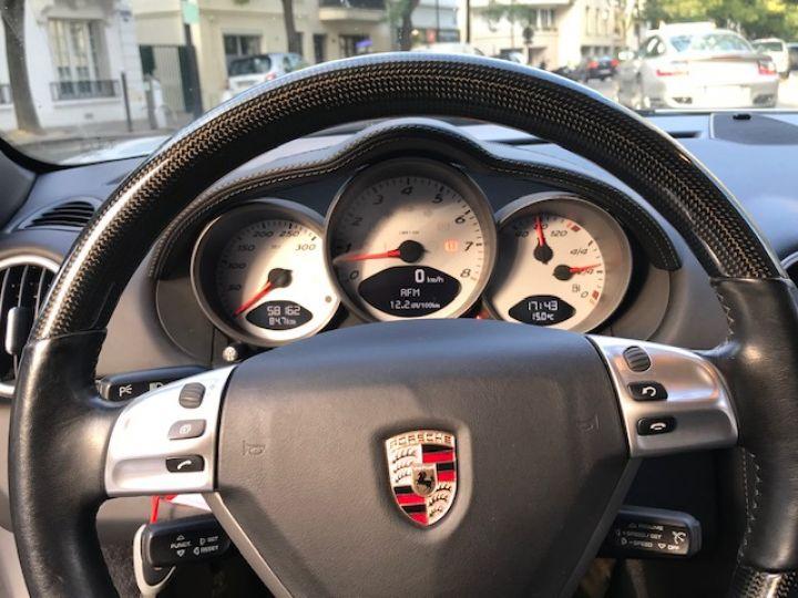 Porsche Cayman PORSCGE CAYMAN S 295 CV 58000 KMS ETAT NEUF Gris - 10