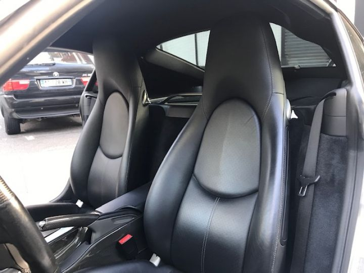 Porsche Cayman PORSCGE CAYMAN S 295 CV 58000 KMS ETAT NEUF Gris - 11