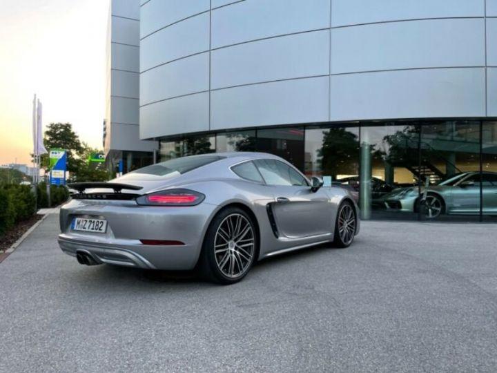 Porsche Cayman Porsche 718 Cayman S PDK, PASM, Sport Chrono Argent métallisé - 4
