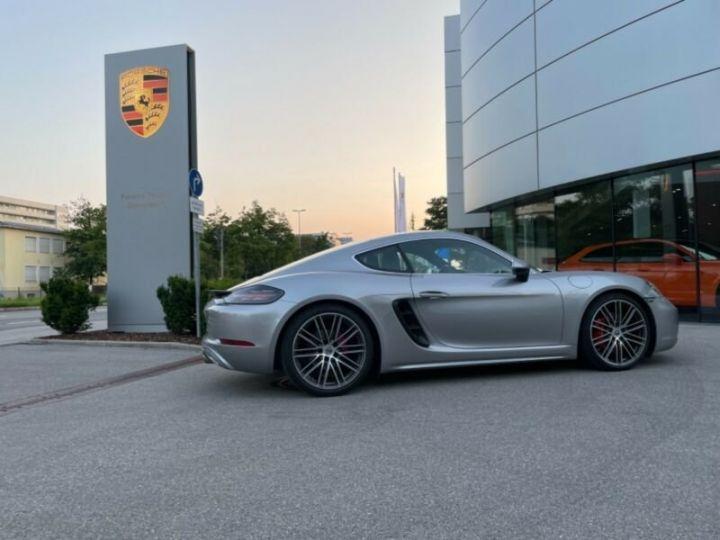 Porsche Cayman Porsche 718 Cayman S PDK, PASM, Sport Chrono Argent métallisé - 5