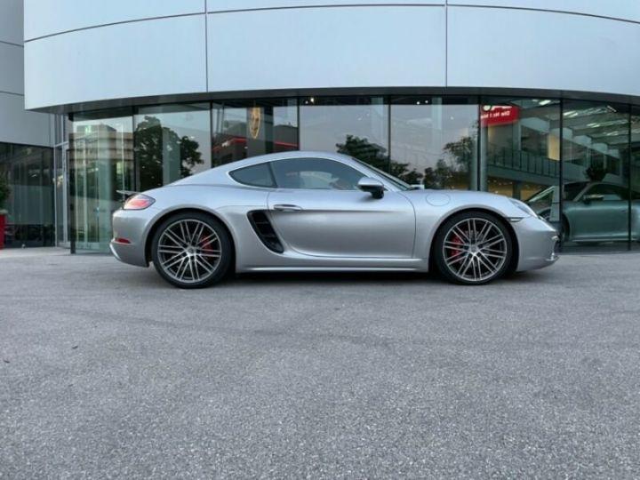 Porsche Cayman Porsche 718 Cayman S PDK, PASM, Sport Chrono Argent métallisé - 7
