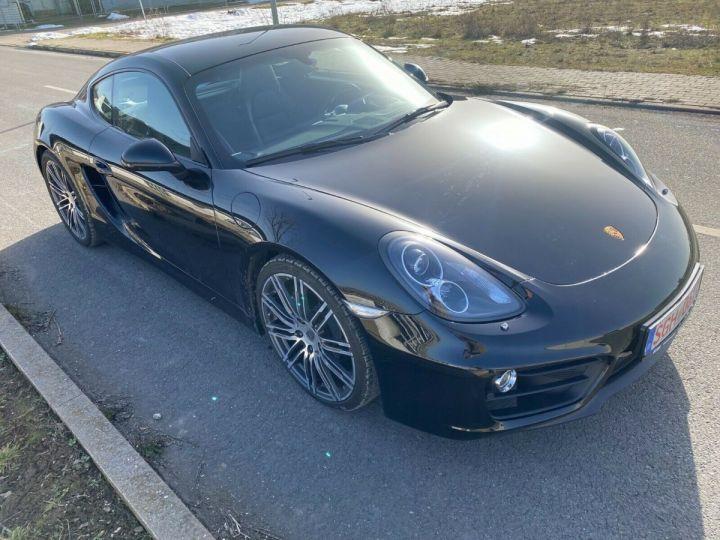 Porsche Cayman Porsche Cayman 2.7i 275 Black Edition PDK/Garantie 12 Mois Noir - 1