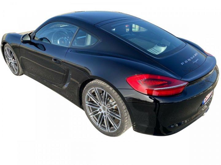 Porsche Cayman Porsche Cayman 2.7i 275 Black Edition PDK/Garantie 12 Mois Noir - 4