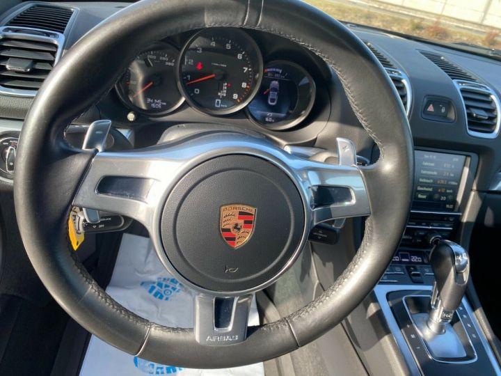 Porsche Cayman Porsche Cayman 2.7i 275 Black Edition PDK/Garantie 12 Mois Noir - 5