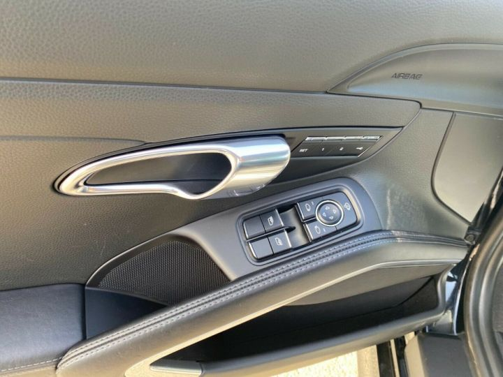 Porsche Cayman Porsche Cayman 2.7i 275 Black Edition PDK/Garantie 12 Mois Noir - 7