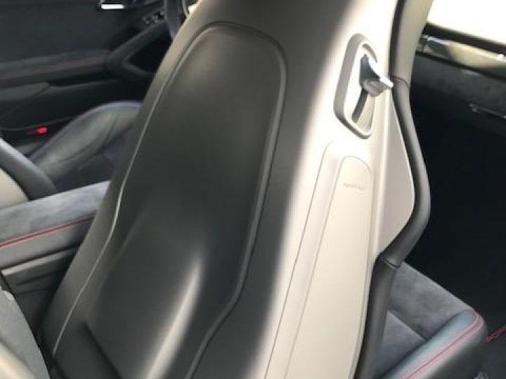 Porsche Cayman Porsche Cayman 981 GTS (981) Pack Carbone /37100 Kms Noir - 14