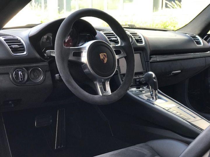 Porsche Cayman Porsche Cayman 981 GTS (981) Pack Carbone /37100 Kms Noir - 9